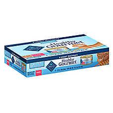 BLUE Healthy Gourmet® Kitten Food - Natural, Chicken Entree, Multi-Pack, 6ct