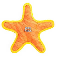 DURAFORCE® Star Dog Toy - Squeaker