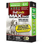 PetLock® MAX Flea & Tick Treatment for Dogs 11-20 Lbs