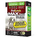 PetLock® Flea & Tick 11-20 Lbs Dog Treatment