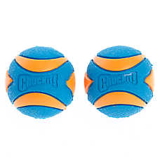 Chuckit!® Ultra Squeaker Balls 2-Pack Dog Toy