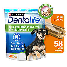 Purina® DentaLife Mini Breed Dental Dog Treat