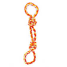 Top Paw® Rope Double Bar Tug Dog Toy