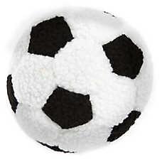 Top Paw® Sherpa Soccer Ball Dog Toy - Plush