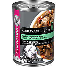 Eukanuba® Adult Dog Food - Beef & Vegetable Stew