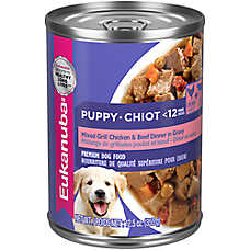 Eukanuba® Puppy Food - Mixed Grill Chicken & Beef Dinner