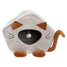 Whisker City® Kitty Cat Bed Hut