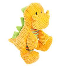 Top Paw® Dino Dog Toy - Plush, Squeaker