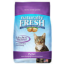 BLUE Naturally Fresh® Pellet Cat Litter - Natural, Non-Clumping