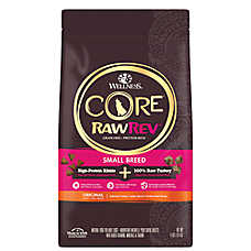 Wellness® CORE® RawRev Small Breed Adult Dog Food - Natural, Grain Free, Freeze Dried Raw, Original