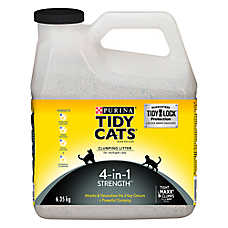 Purina® TIDY CATS® 4-in-1 Strength™ Clumping Cat Litter - Multiple Cats