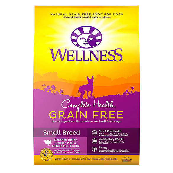 Wellness 174 Complete Health Small Breed Adult Dog Food