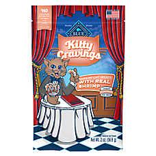 BLUE Kitty Cravings Cat Treat - Natural, Shrimp