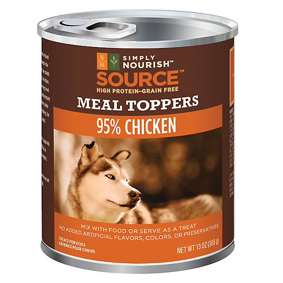 Where Is Simply Nourish Dog Food Made