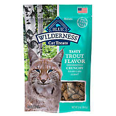BLUE Wilderness® Cat Treat - Trout