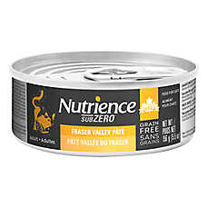 Nutrience® SubZero Cat Food - Natural, Grain Free, Fraser Valley Pate