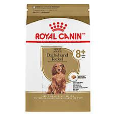 Royal Canin® Breed Health Nutrition Dachshund Adult 8+ Dog Food