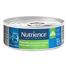 Nutrience® Original Kitten Food - Natural, Chicken Pate