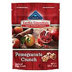 BLUE Earth's Essentials Dog Treat - Natural, Pomegranate Crunch
