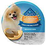 BLUE Divine Delights™ Breakfast Bites Dog Food - Natural, Steak & Egg