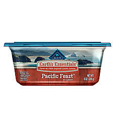 BLUE Earth's Essentials Pacific Feast Dog Food - Natural, Salmon & Lentil