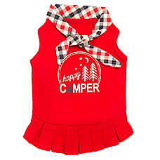 ED Ellen DeGeneres Camper Dog Dress