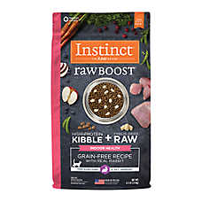 Nature's Variety® Instinct® Raw Boost Indoor Health Cat Food - Natural, Grain Free, Rabbit