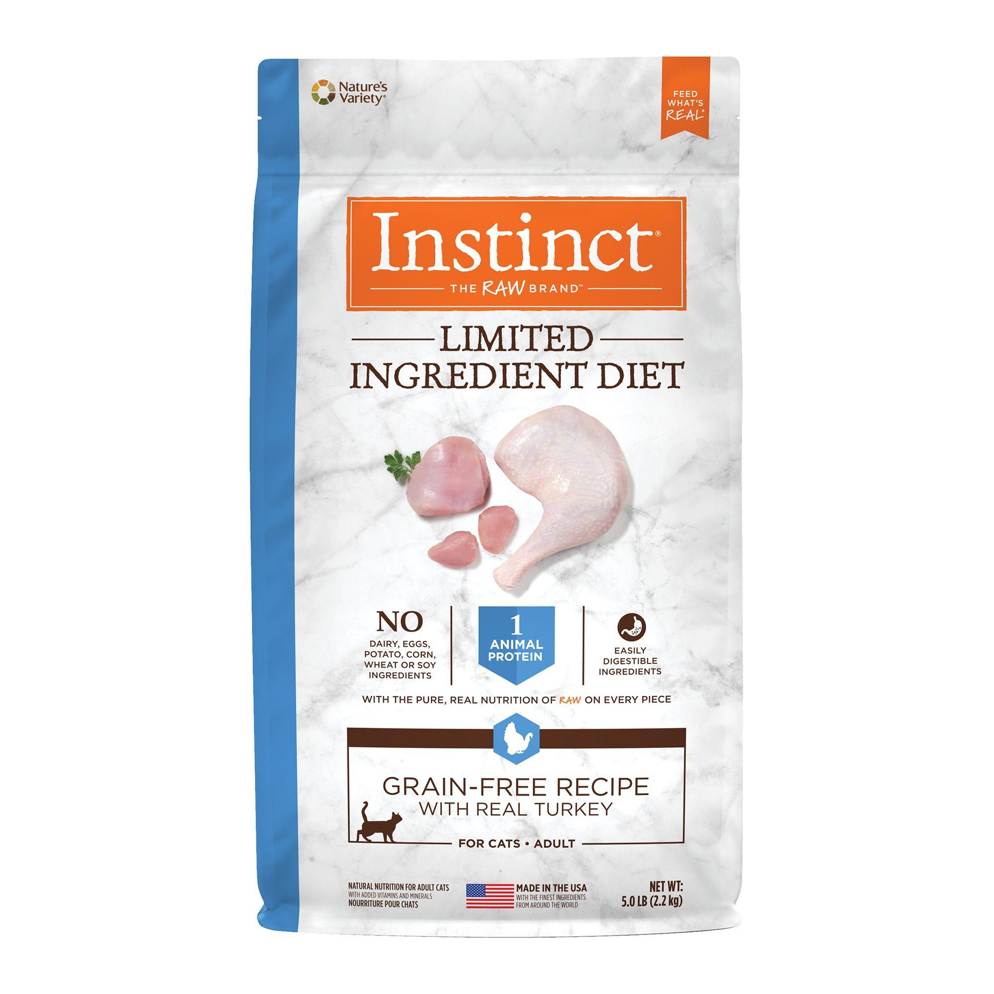 Nature S Variety Instinct Limited Ingredient Diet Adult Cat Food