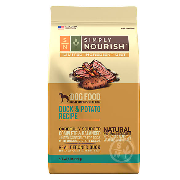 Nutro Ultra Dog Food >> Simply Nourish™ Limited Ingredient Diet Dog Food - Natural ...