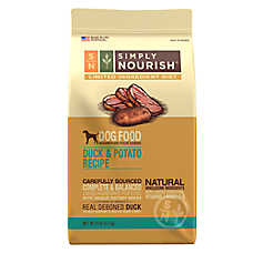 Simply Nourish™ Limited Ingredient Diet Dog Food - Natural, Duck & Potato