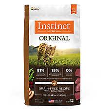 Nature's Variety® Instinct® Original Cat Food - Natural, Grain Free, Duck