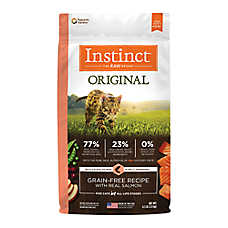 Nature's Variety® Instinct® Original Cat Food - Natural, Grain Free, Salmon