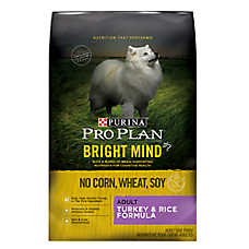 Pro Plan® Bright Mind™ Adult Dog Food - Turkey & Rice