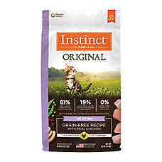 Nature's Variety® Instinct® Original Kitten Food - Natural, Grain Free, Chicken