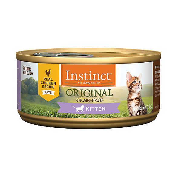 Nature S Variety Canned Kitten Food
