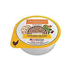 Nature's Variety® Instinct® Grain Free Minced Cat Food - Natural, Chicken