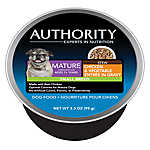 Authority® Small Breed Mature Adult Dog Food - Chicken & Vegetable Stew