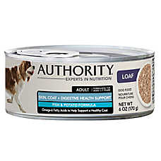 Authority® Skin, Coat + Digestive Health Support Adult Dog Food - Fish & Potato