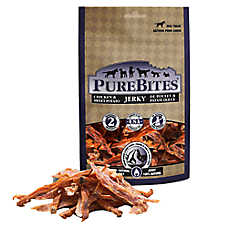 PureBites® Jerky Dog Treat - Natural, Chicken & Sweet Potato