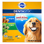 PEDIGREE® DENTASTIX® Triple Action Large Dog Treat - Variety Pack