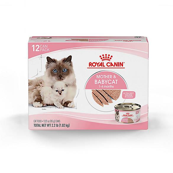 Royal Canin 174 Baby Cat Instinctive Kitten Food 12ct Cat
