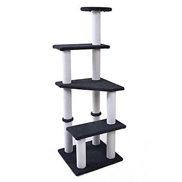 Whisker City 174 Cat Tower Steps Cat Furniture Amp Towers