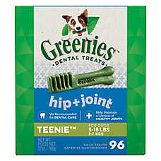 Greenies® Hip & Joint Care Teenie Dental Dog Treat