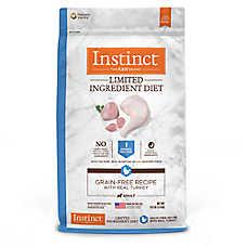 Nature's Variety® Instinct® Limited Ingredient Diet Adult Dog Food - Natural, Grain Free, Turkey
