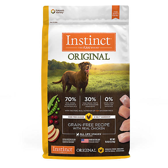 Nature S Variety Instinct Cat Food Canada