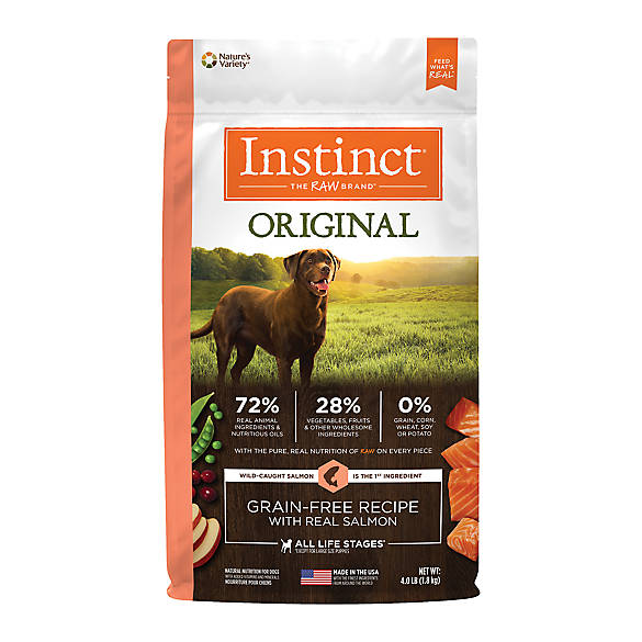 Dog Food Salmon Grain Free Petsmart