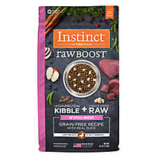 Nature's Variety® Instinct® Raw Boost Small Breed Dog Food - Grain Free, Duck