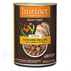 Nature#s Variety® Instinct® Grain Free Stew Dog Food - Natural, Chicken