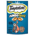 WHISKAS® TEMPTATIONS® Jumbo Stuff Cat Treat - Savory Salmon
