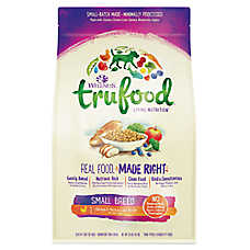 Wellness® TruFood® Baked Nuggets Small Breed Dog Food - Natural, Grain Free, Chicken & Chicken Liver